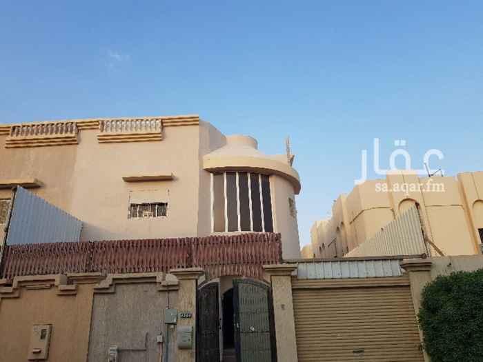 فيلا للإيجار في شارع رشيد الشهاب ، حي الواحة ، الرياض