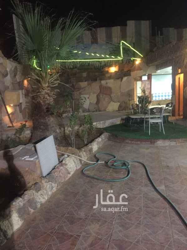 استراحة للبيع في شارع الخليفة المأمون ، حي بدر ، الرياض ، الرياض