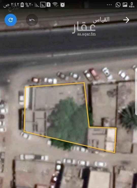 أرض للبيع في شارع الفلاح ، حي غليل ، جدة