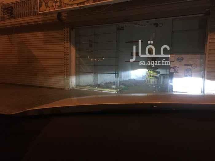 محل للإيجار في شارع سليك بن عمرو ، حي الزهراء ، جدة ، جدة