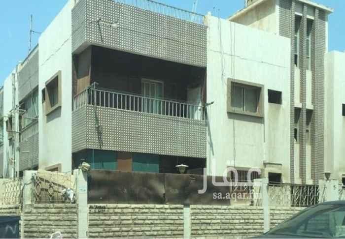 عمارة للإيجار في شارع الماس ، حي مشرفة ، جدة ، جدة