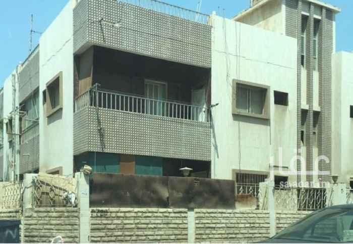 عمارة للإيجار في شارع الجواهر ، حي مشرفة ، جدة ، جدة