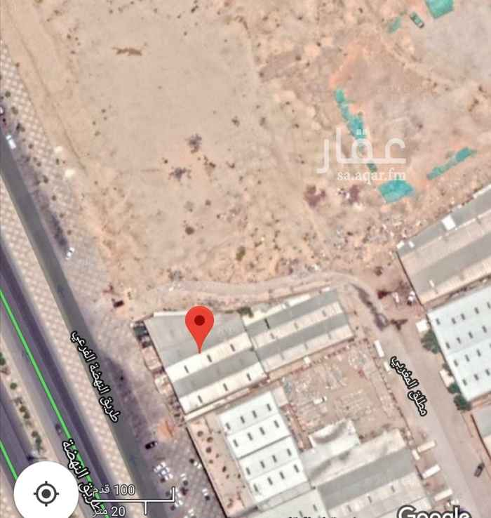 أرض للبيع في طريق النهضة ، حي الفاروق ، الرياض