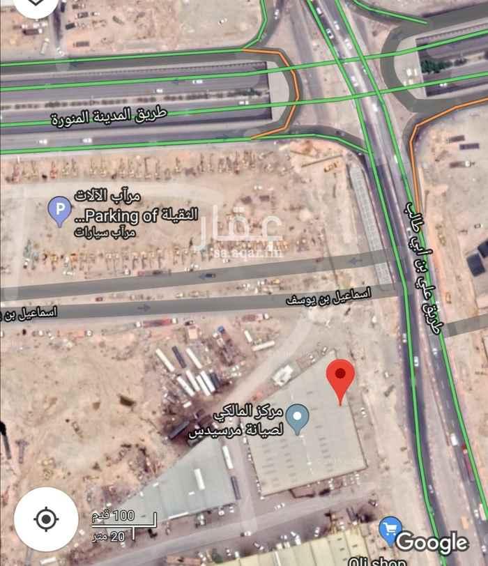 أرض للبيع في طريق علي بن أبي طالب ، حي الصناعية القديمة ، الرياض