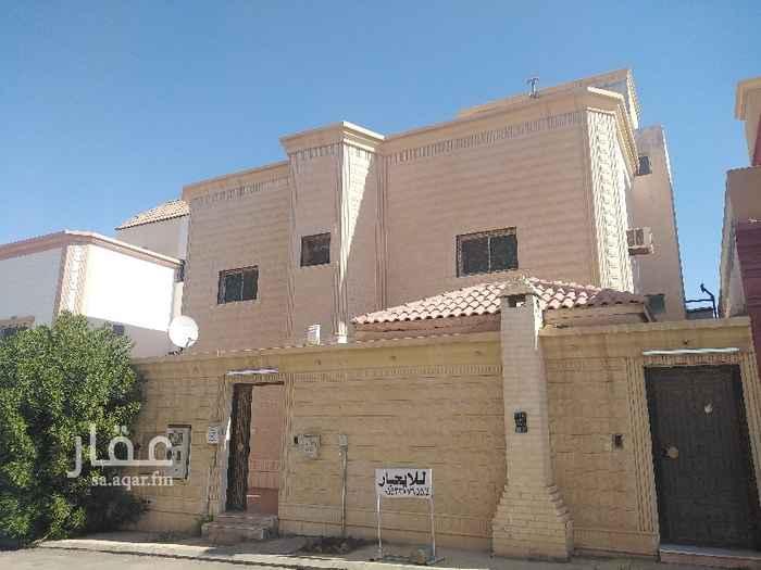 دور للإيجار في شارع ابن الفارضي ، حي الشفا ، الرياض ، الرياض