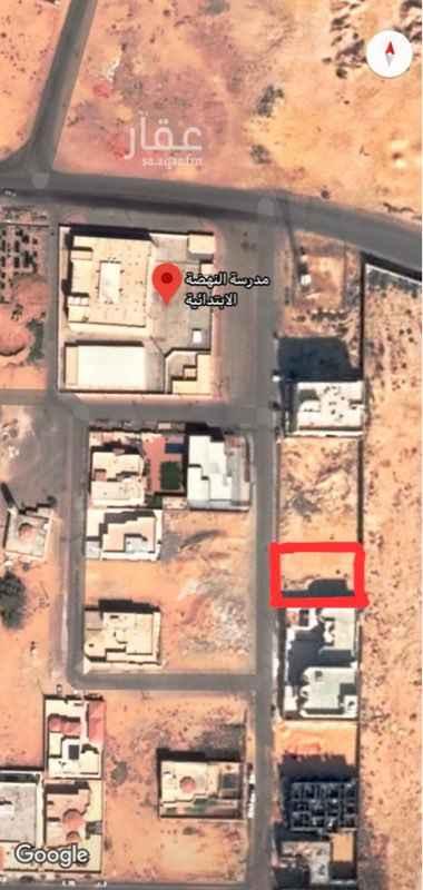 أرض للبيع في شارع الكواكب ، حي مخطط الصناعية ، سكاكا ، سكاكا