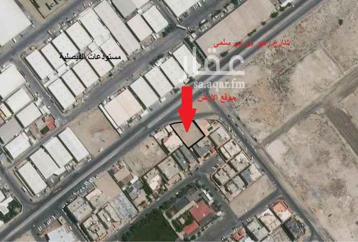 أرض للبيع في شارع زهير بن ابي سلمى ، حي المنار ، الدمام