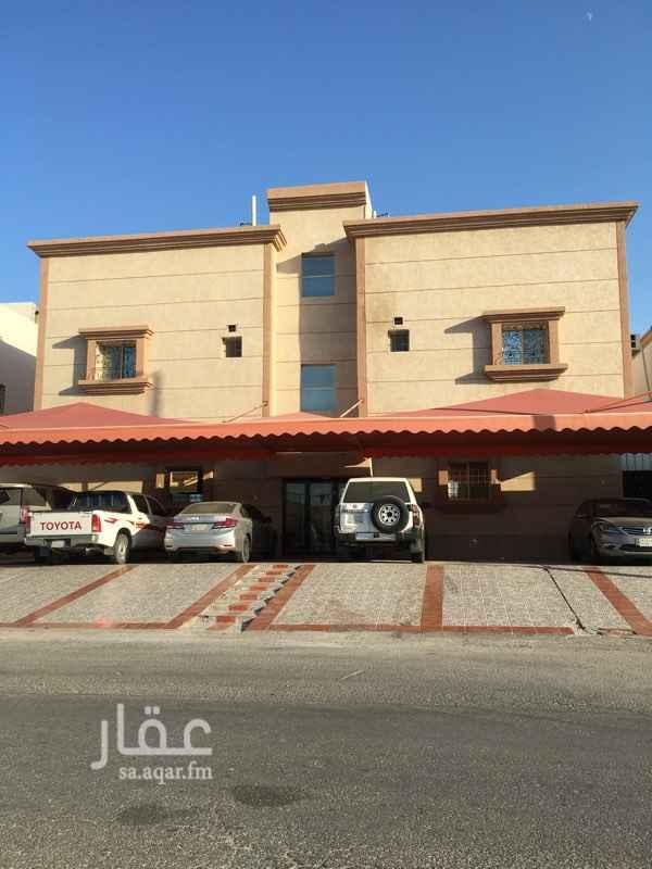 شقة للإيجار في شارع سعد بن مالك ، حي المنار ، الدمام