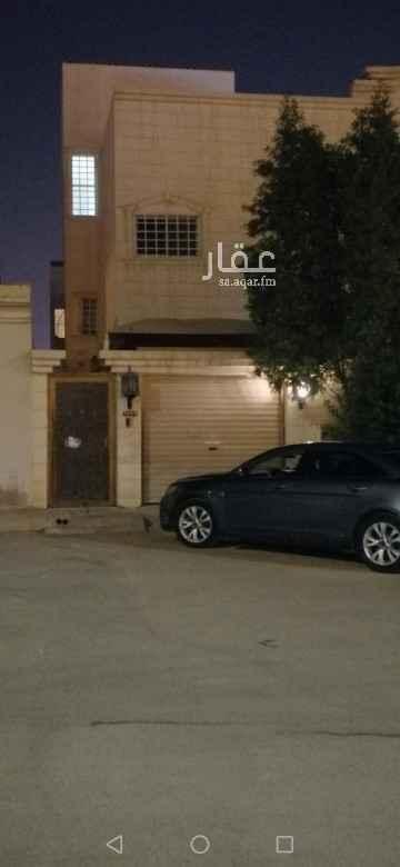 دور للإيجار في حي ، شارع جبل النور ، حي الصحافة ، الرياض ، الرياض