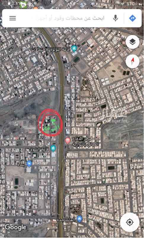 أرض للبيع في طريق المدينة المنورة، الشارع العام، حي النوارية ، حي النوارية ، مكة