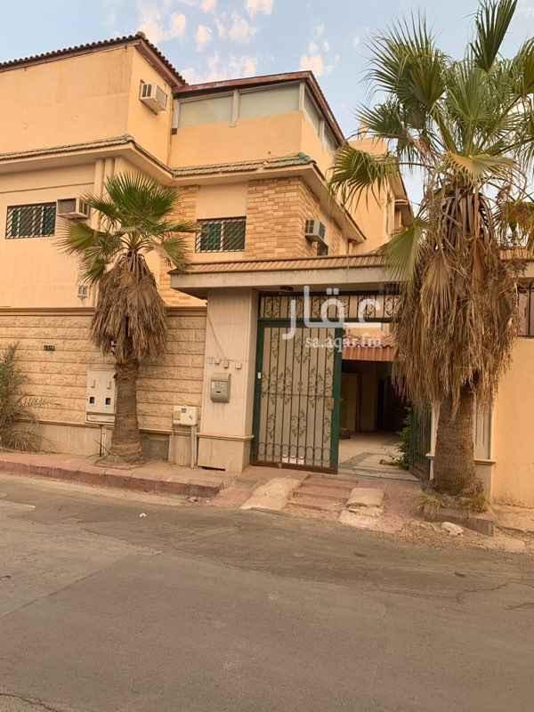 دور للإيجار في شارع بنبان ، حي السليمانية ، الرياض