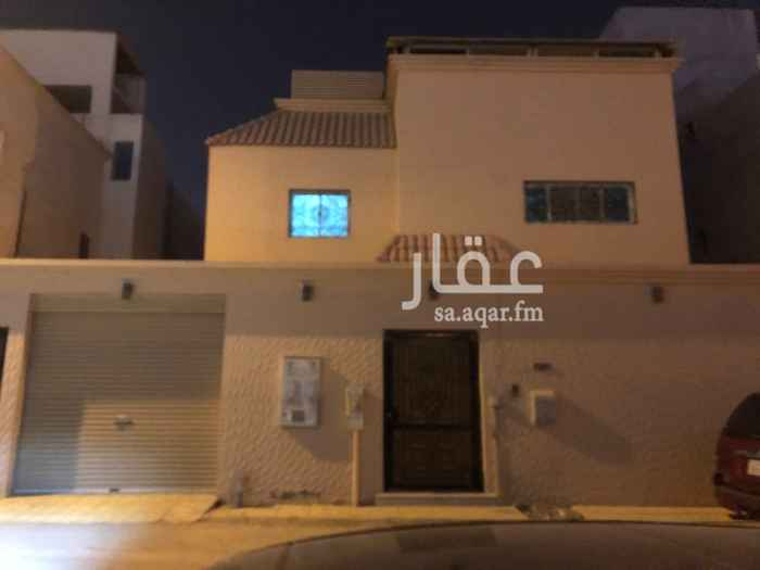 دور للإيجار في طريق الملك فهد الفرعي ، حي الملقا ، الرياض ، الرياض