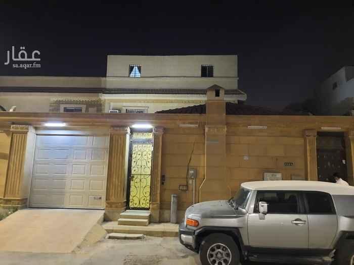 فيلا للبيع في شارع سلمون بن علي ، حي النسيم الغربي ، الرياض ، الرياض