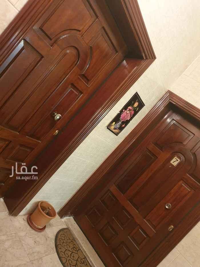 شقة للبيع في شارع ابي العيش ، حي النسيم ، جدة