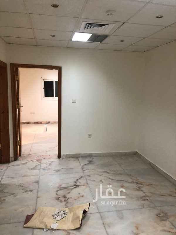 مكتب تجاري للإيجار في شارع حمد الجاسر ، حي الروضة ، جدة ، جدة