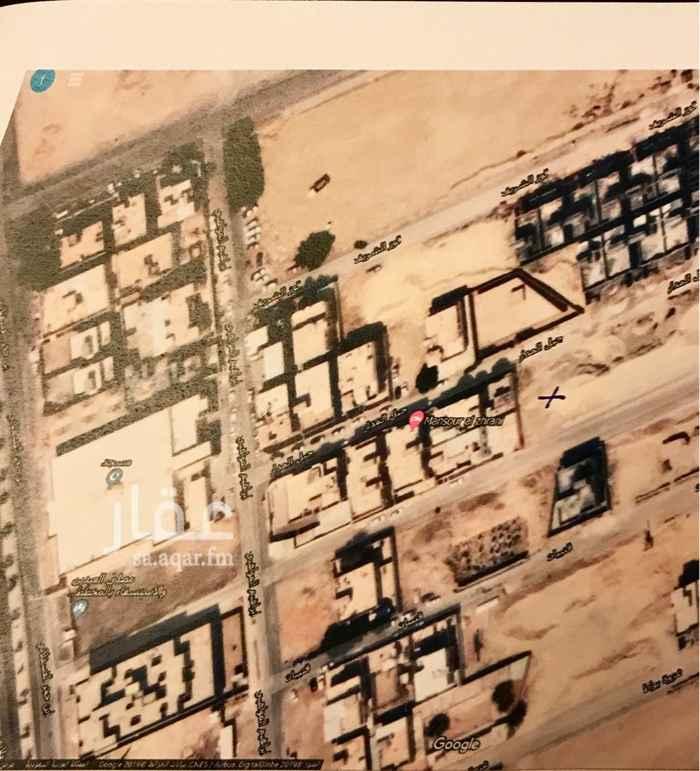 أرض للبيع في شارع جبل المدار ، حي العزيزية ، الرياض