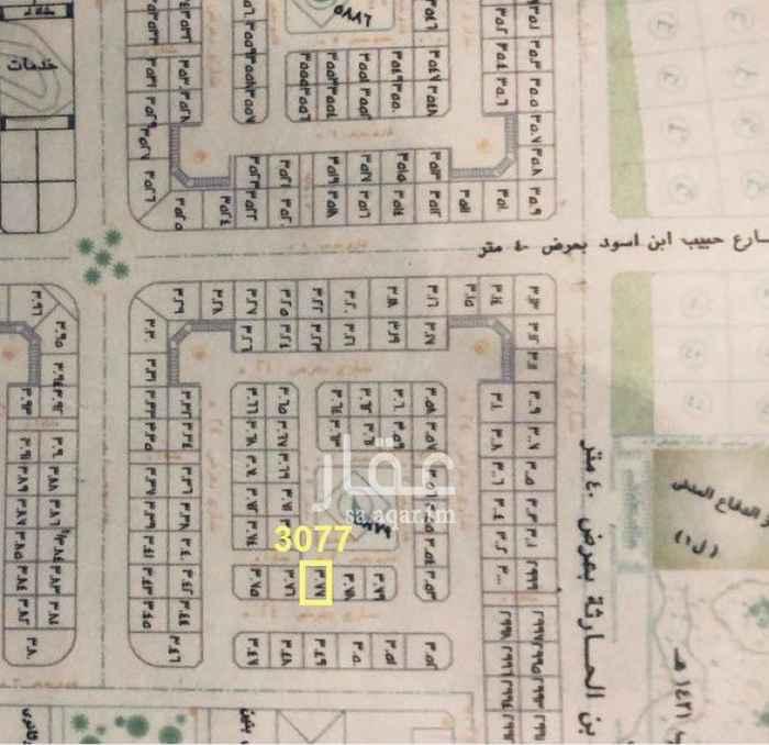 أرض للبيع في شارع خبيب بن عبدالله بن الزبير ، حي الملك فهد ، المدينة المنورة ، المدينة المنورة
