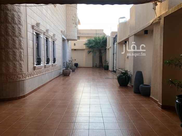 فيلا للبيع في شارع ابي شجاع بن محاسن ، حي الملك فهد ، الرياض ، الرياض