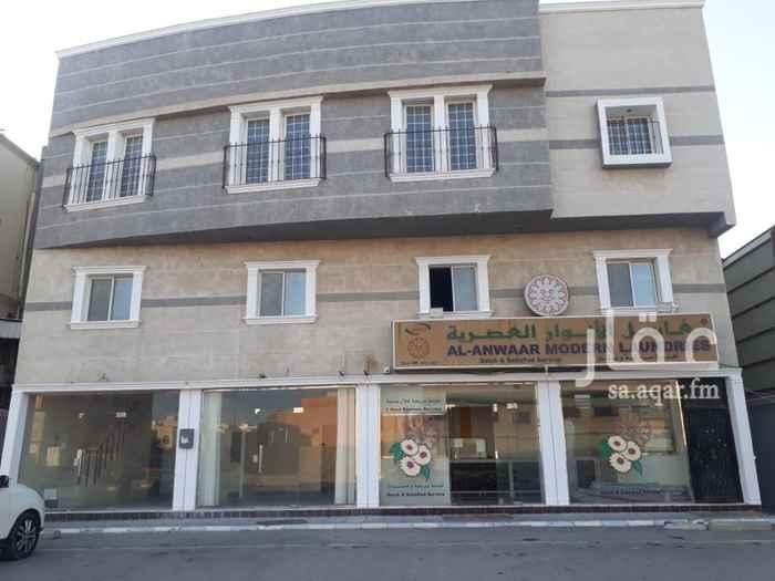 محل للإيجار في شارع ابو عبد الرحمن بن عقيل ، حي الخزامى ، الخبر