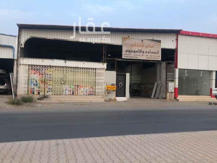 محل للبيع في حي المنطقة الصناعية ، عنيزة ، عنيزة