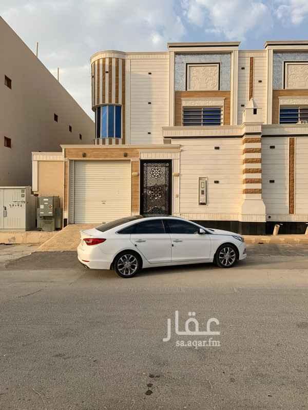 فيلا للإيجار في شارع عين نجم ، حي الحزم ، الرياض ، الرياض