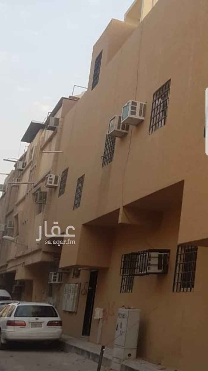 عمارة للبيع في شارع فرحة بنت ابي سعد ، حي منفوحة ، الرياض