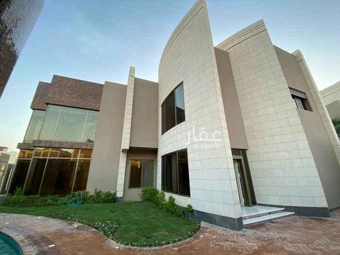 فيلا للبيع في شارع ابي القاسم الجزري ، حي العقيق ، الرياض ، الرياض