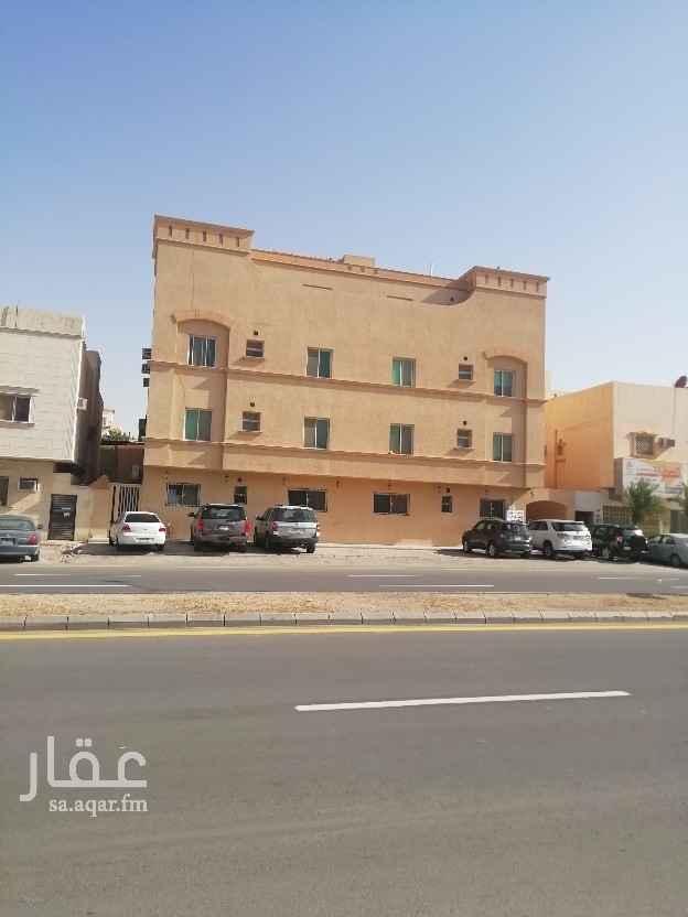 شقة للإيجار في شارع نهر السند ، حي النفل ، الرياض ، الرياض