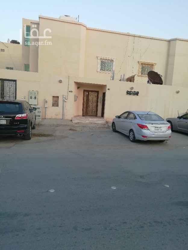 دور للإيجار في شارع الليطاني ، حي الازدهار ، الرياض ، الرياض