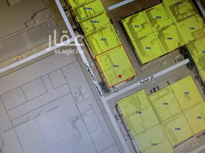 أرض للبيع في حي ، شارع الحسين الاصبهاني ، حي الدار البيضاء ، الرياض ، الرياض