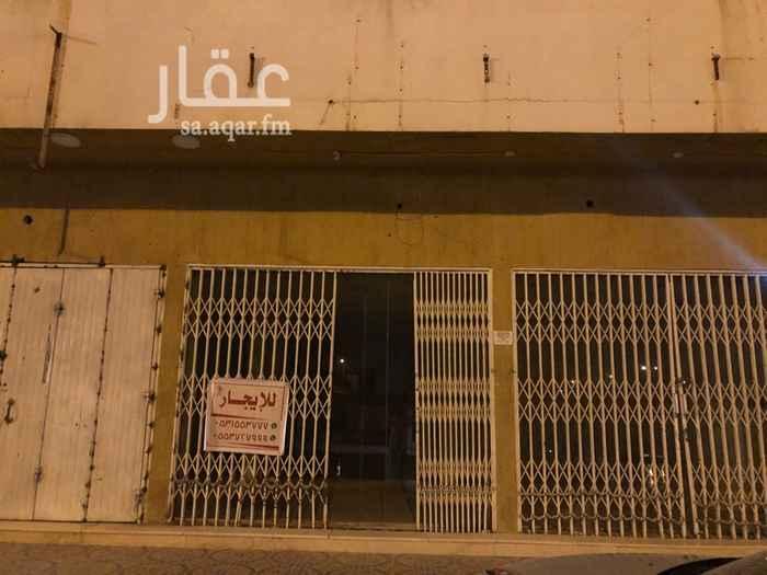 محل للإيجار في شارع كعب بن زهير ، حي السويدي ، الرياض