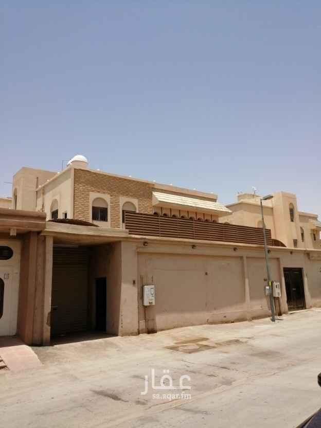دور للإيجار في شارع عمران بن منصور ، حي السويدي ، الرياض ، الرياض