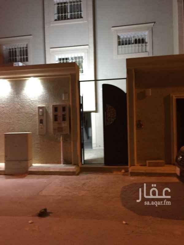 شقة للإيجار في شارع عبدالرحمن الحجي ، حي ظهرة البديعة ، الرياض ، الرياض