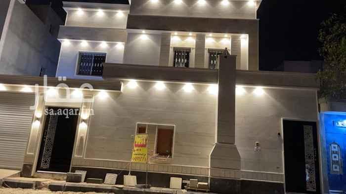 فيلا للبيع في شارع شريح القاضي ، حي السعادة ، الرياض ، الرياض