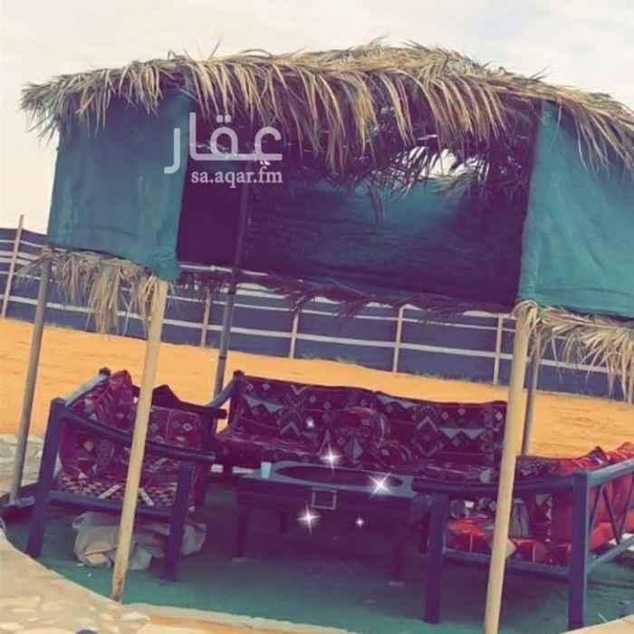 مخيم للإيجار في حي الرمال ، الرياض