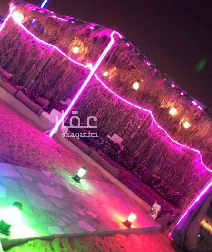 مخيم للإيجار في طريق خزام ، الرياض