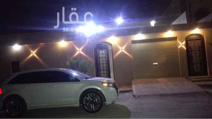 دور للإيجار في شارع ابن الحبوبي ، حي عكاظ ، الرياض ، الرياض