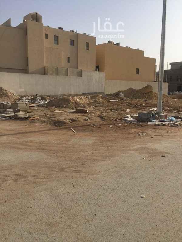أرض للبيع في حي ، شارع علي بن الخلال ، حي العارض ، الرياض ، الرياض