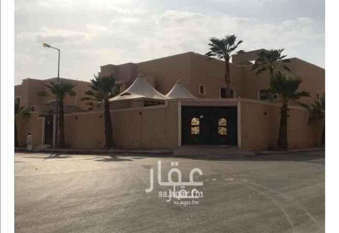 فيلا للبيع في شارع بدر ، حي الصحافة ، الرياض