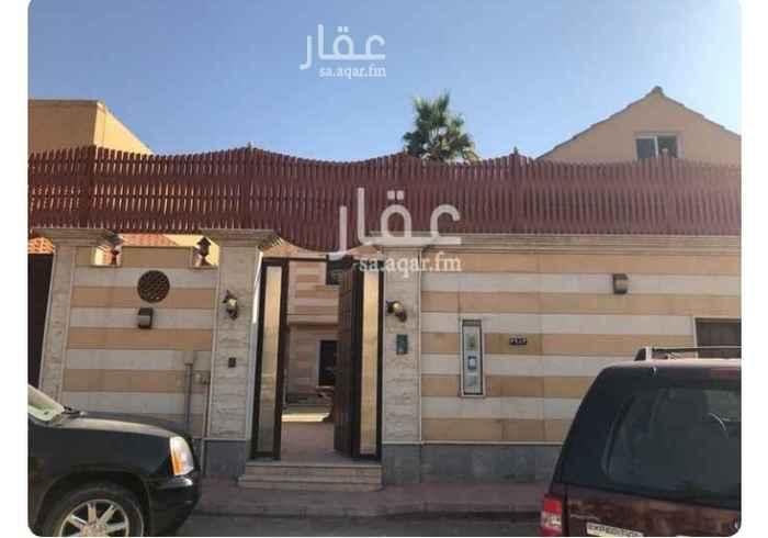 فيلا للبيع في شارع وادي الصمان ، حي الغدير ، الرياض ، الرياض