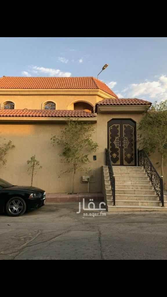 فيلا للبيع في طريق الامير طلال بن عبدالعزيز ، حي الفاخرية ، الرياض ، الرياض