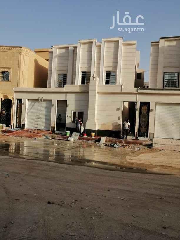 فيلا للبيع في شارع ابن جرير التنوخي ، حي ظهرة نمار ، الرياض ، الرياض
