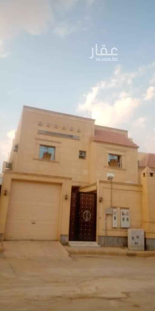 دور للإيجار في شارع الظاهري ، حي طويق ، الرياض