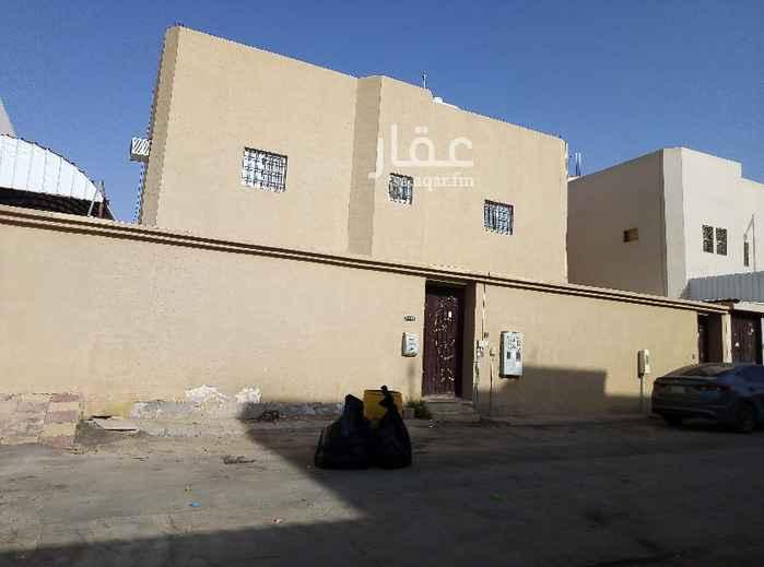 دور للإيجار في شارع الطائره ، حي طويق ، الرياض ، الرياض