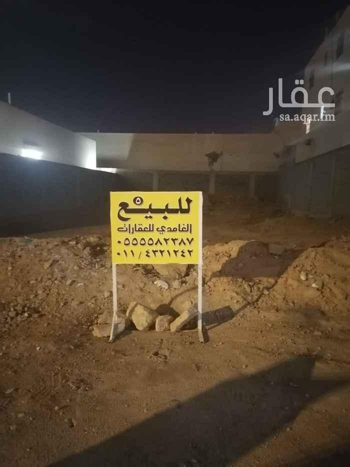 أرض للبيع في شارع احمد بن ابي عزره ، حي طويق ، الرياض ، الرياض