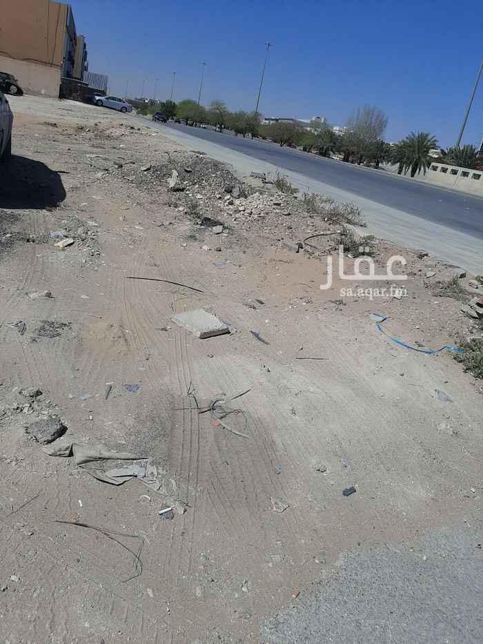 أرض للإيجار في الطريق الدائري الجنوبي الفرعي ، حي الحزم ، الرياض ، الرياض
