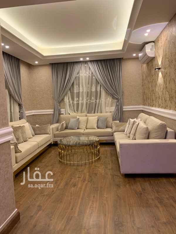 دور للإيجار في شارع وادي وج ، حي الملقا ، الرياض ، الرياض