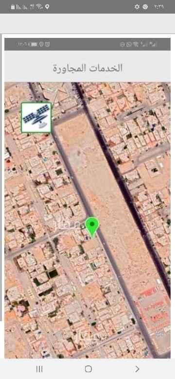 أرض للبيع في شارع الدوحة ، حي الحمراء ، الرياض ، الرياض
