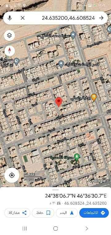 أرض للبيع في شارع الحرة ، حي هجرة لبن ، الرياض ، الرياض