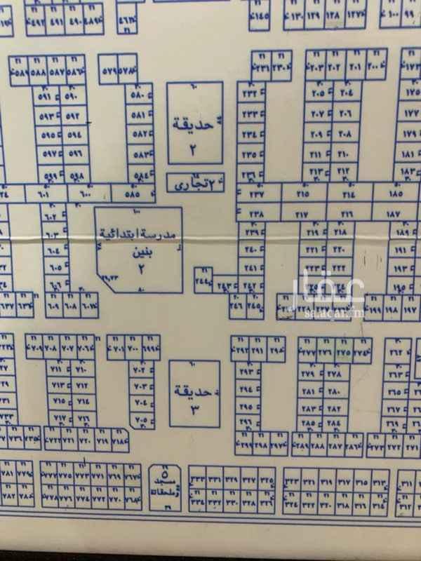 أرض للبيع في شارع الأمير ثنيان بن سعود ، حي الملك عبدالله ، المجمعة